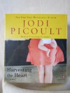 Harvesting the Heart [Audiobook][Unabridged] (Audio CD) - Jodi Picoult
