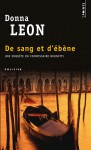 De sang et d'ébène - Donna Leon, William Olivier Desmond