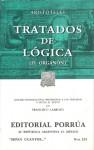 Tratados de Lógica [El Organon]. (Sepan Cuantos, #124) - Aristotle