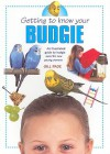 Getting to Know Your Budgie: Illustrated Guide to Budgie Care for New Young Owners - Gill Page