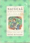 Nausicaä of the Valley of the Wind Volume One - Hayao Miyazaki