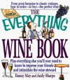 The Everything Wine Book - Danny May, Andy Sharpe