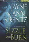 Sizzle and Burn (Arcane Society, # 3) - Jayne Ann Krentz, Sandra Burr