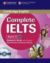 Complete Ielts Bands 5-6.5 Student's Pack (Student's Book with Answers and Class Audio CDs (2)) [With CDROM] - Guy Brook-Hart, Vanessa Jakeman