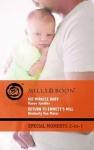 His Miracle Baby / Return To Emmett's Mill - Karen Sandler, Kimberly Van Meter