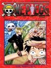 """One Piece tom 07 - Gówniany Dziadyga - Eiichiro Oda, Paweł """"Rep"""" Dybała"""