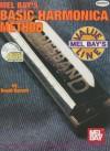 Mel Bay's Basic Harmonica Method [With CD] - David B. Barrett