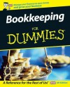 Bookkeeping For Dummies - Paul Barrow, Lisa Epstein