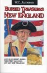 Buried Treasures of New England - W.C. Jameson