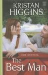 The Best Man: A Blue Heron Novel - Kristan Higgins