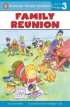Family Reunion (formerly titled Graphs) (Penguin Young Readers, L3) - Bonnie Bader, Mernie Gallagher Cole