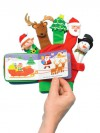 Merry Christmas: A Hand-Puppet Board Book - Scholastic Inc., Scholastic Inc.