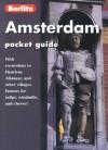 AMSTERDAM POCKET GUIDE, 2nd Edition - Berlitz Publishing Company