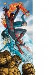 Spider-Man / Fantastic Four - Christos Gage, Mario Alberti