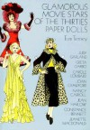 Glamorous Movie Stars of the Thirties Paper Dolls - Tom Tierney