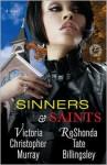 Sinners and Saints (Audio) - Victoria Christopher Murray, Tate Reshonda, Reshonda Tate Billingsley Mu, Christopher Victoria