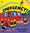 Emergency! (Awesome Engines) - Margaret Mayo, Alex Ayliffe