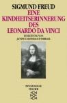 Eine Kindheitserinnerung Des Leonardo Da Vinci - Sigmund Freud