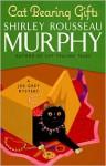 Cat Bearing Gifts - Shirley Rousseau Murphy