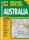 AA Road Atlas: Australia - A.A. Publishing, A.A. Publishing