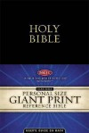 Personal Size Giant Print Reference Bible-NKJV - Thomas Nelson Publishers