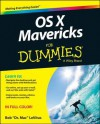 OS X Mavericks For Dummies (For Dummies (Computer/Tech)) - Bob LeVitus