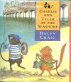 Charlie and Tyler at the Seashore - Helen Craig