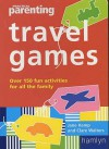 """Practical Parenting"" Travel Games (Practical Parenting) - Jane Kemp, Clare Walters"