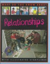 Relationships - Pete Sanders, Steve Myers, Mike Lacey, Liz Sawyer