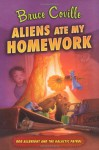 Aliens Ate My Homework - Bruce Coville, William Dufris