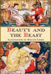 Beauty and the Beast - Jeanne-Marie Leprince de Beaumont, Walter Crane