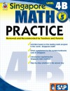 Singapore Math Practice, Level 4B, Grade 5 - School Specialty Publishing, Frank Schaffer Publications