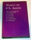 Essays on J.L. Austin - Isaiah Berlin