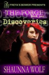 Discoveries (The Forge) - S.R. Howen