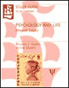 Psychology and Life Telecourse Study Guide - Philip G. Zimbardo