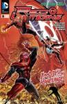Red Lanterns (2011- ) #8 - Peter Milligan, Andres Guinaldo, Jorge Jimenez