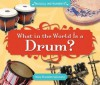 What in the World Is a Drum? - Mary Elizabeth Salzmann, Diane Craig