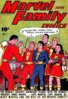 The Marvel Family #2 - Fawcett Comics, Otto Binder, Ed Herron, C.C. Beck, Mac Raboy, Marc Swayze