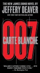 Carte Blanche: The New James Bond Novel (Thorndike Press Large Print Core Series) - Jeffery Deaver