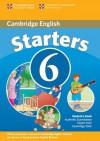 Cambridge Starters 6, Student's Book - Cambridge University Press