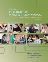 Lesikar's Business Communication: Connecting in a Digital World - Kathryn Rentz, Marie Flatley, Paula Lentz