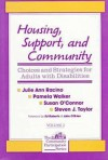 Housing, Support, and Community - Julie Ann Racino, Steven Taylor