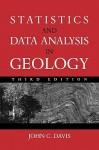 STATS Data Analysis Geology 3e - John C. Davis