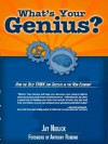 What's Your Genius? How The Best THINK For Success In The New Economy. - Jay Niblick, Marshall Goldsmith, Anthony Robbins