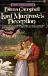 Lord Margrave's Deception - Diana Campbell