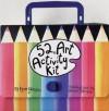 52 Art Activity Kit - Lynn Gordon, Karen Johnson