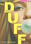 The DUFF: Designated Ugly Fat Friend (Audiocd) - Kody Keplinger