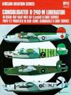Consolidated B-24D-M Liberator in USAAF-RAF-RAAF-MLD-IAF-CzechAF & CNAF service, PB4Y-1/2 Privateer in USN-USMC-Aeronavale & CNAF service - Ernest R. McDowell, Richard Ward