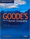 Goode's Atlas of Human Geography - Rand McNally