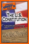 The Complete Idiot's Guide to the U.S. Constitution - Timothy Harper